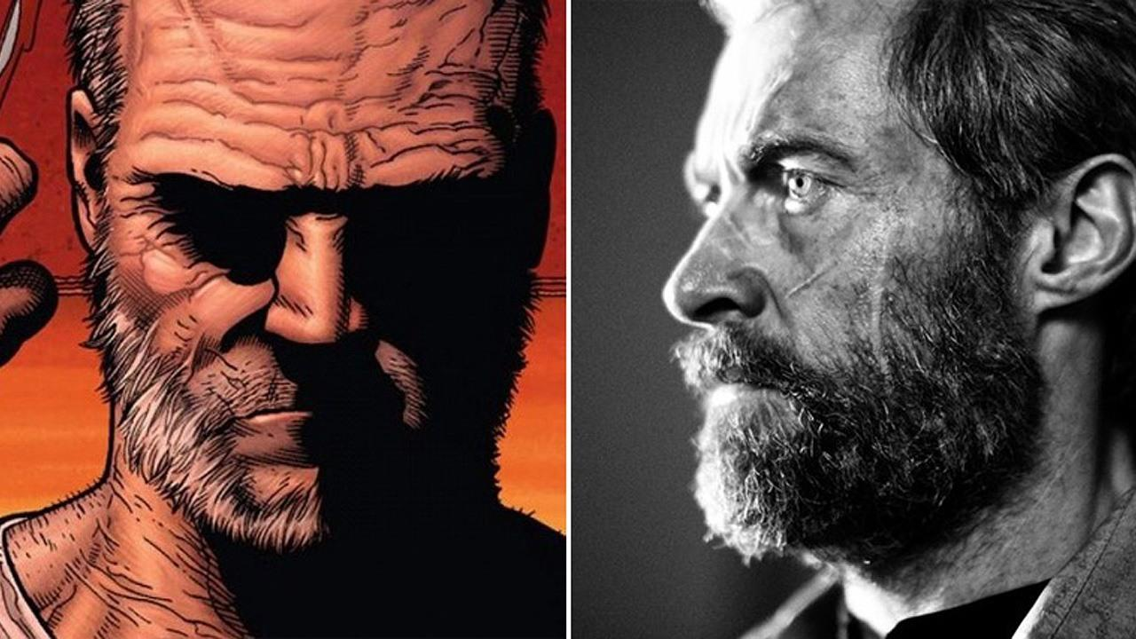 Old Man Logan Comparison From Comics To Movie IGN