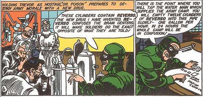 Image result for dc. comics dr. poison reverso