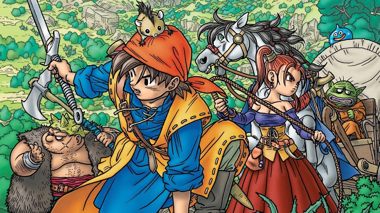 Image result for Dragon Quest VIII