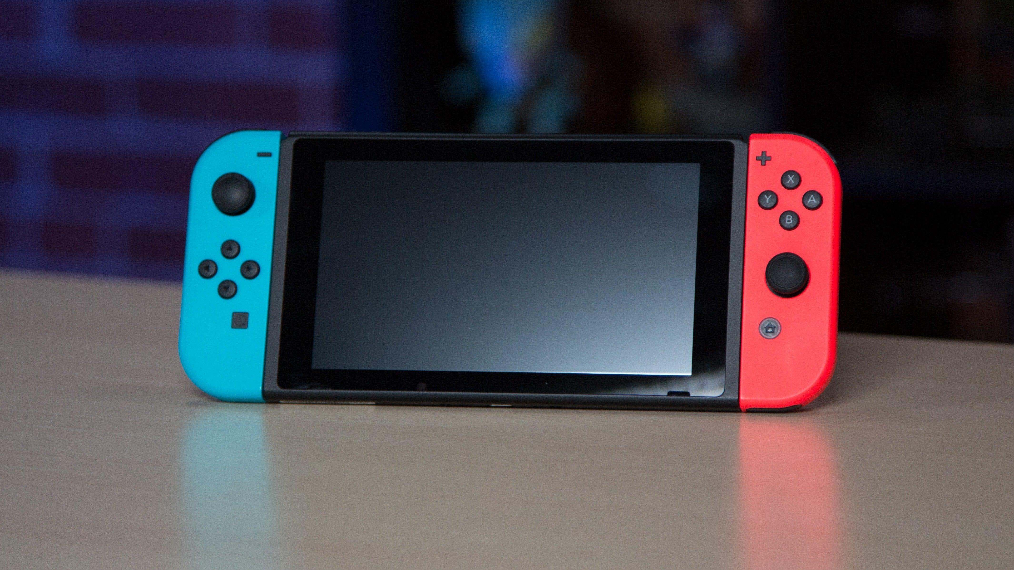 Nintendo Switch Hardware IGN