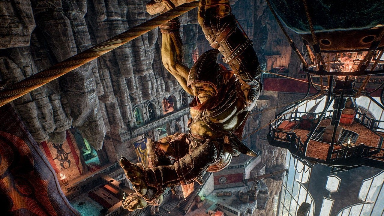 Styx Shards Of Darkness Review IGN