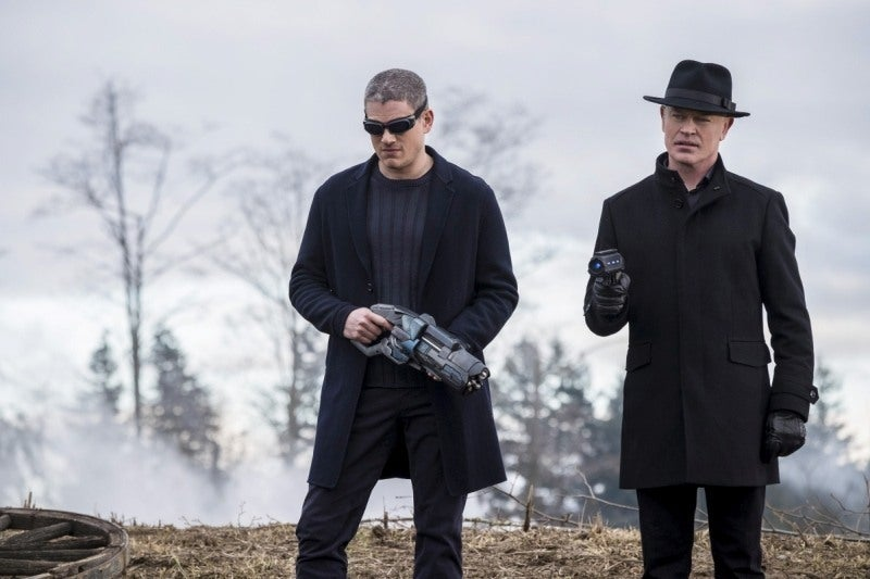 Image result for legends of tomorrow fellowship of the spear