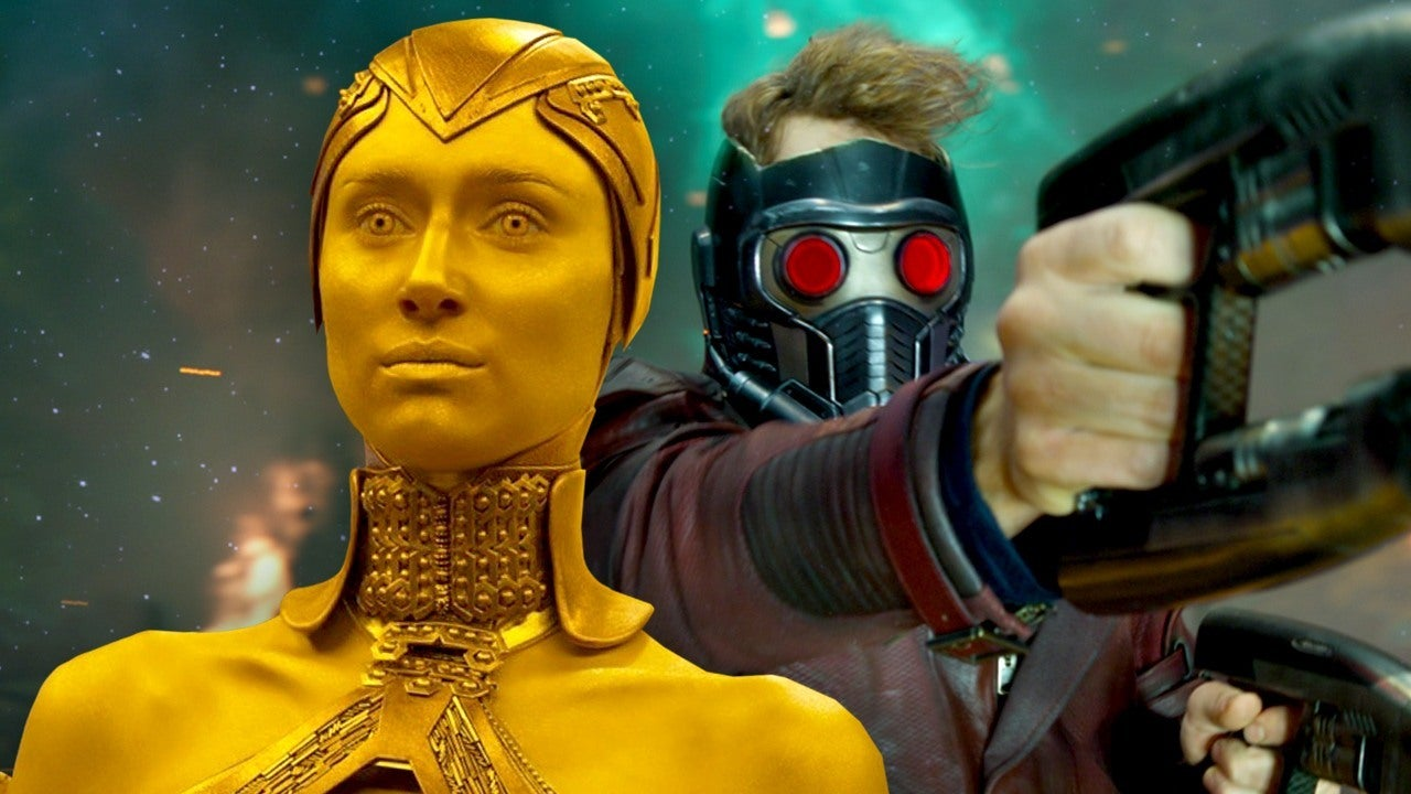 Ayesha Explained Who Is The Guardians Of The Galaxy Vol