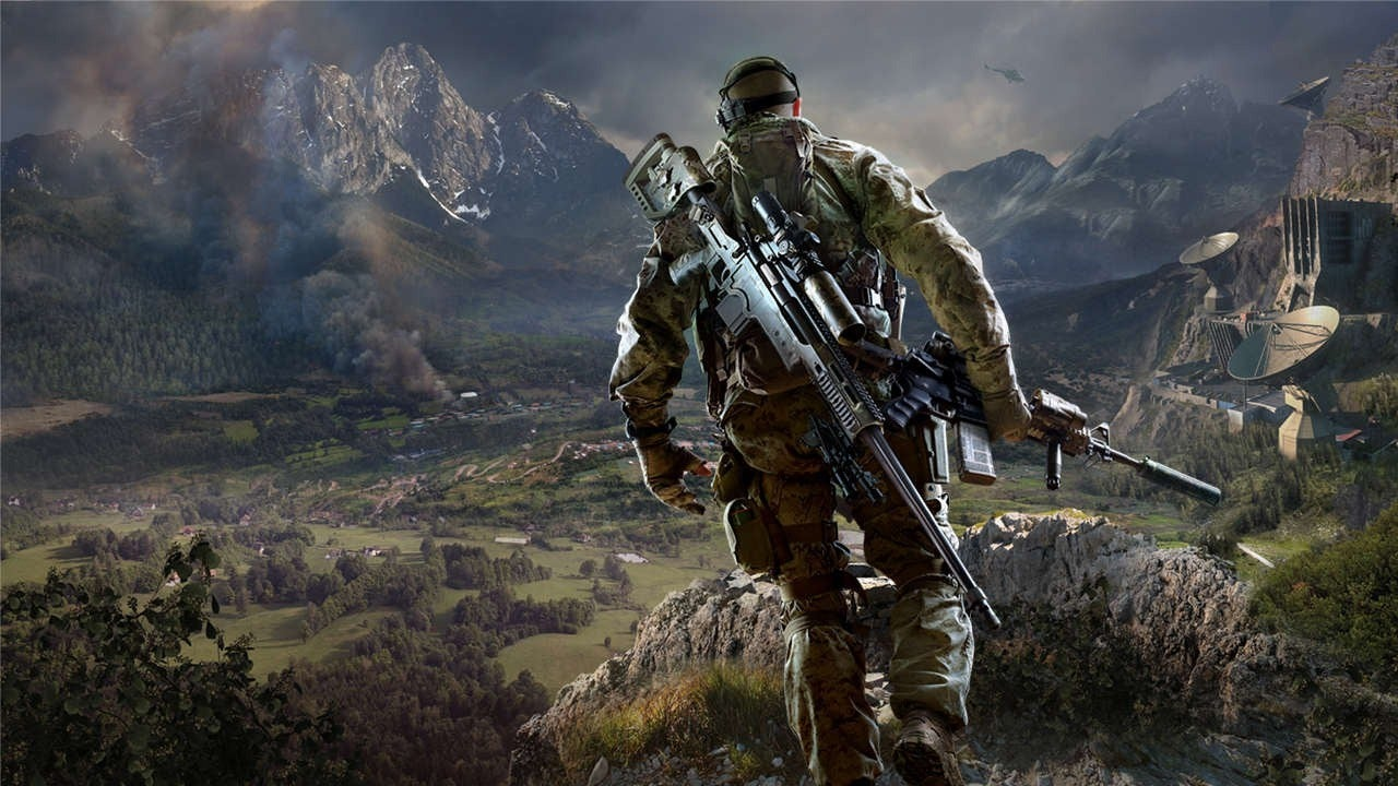 Image result for Sniper Ghost Warrior 3