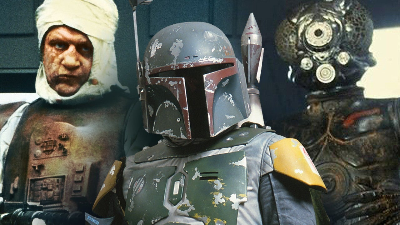 A Star Wars Story We Want Bounty Hunters IGN