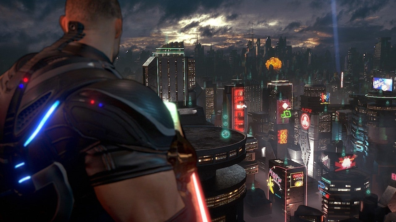 Crackdown 3 Road To E3 2017 IGN