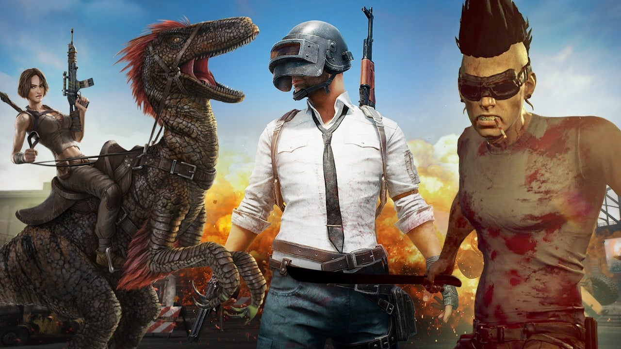 7 Games Like PlayerUnknowns Battlegrounds IGN