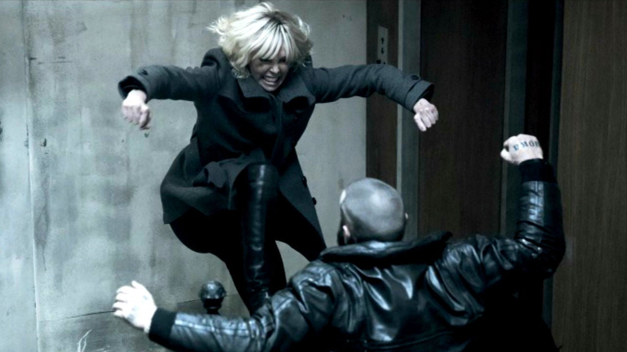 Image result for atomic blonde