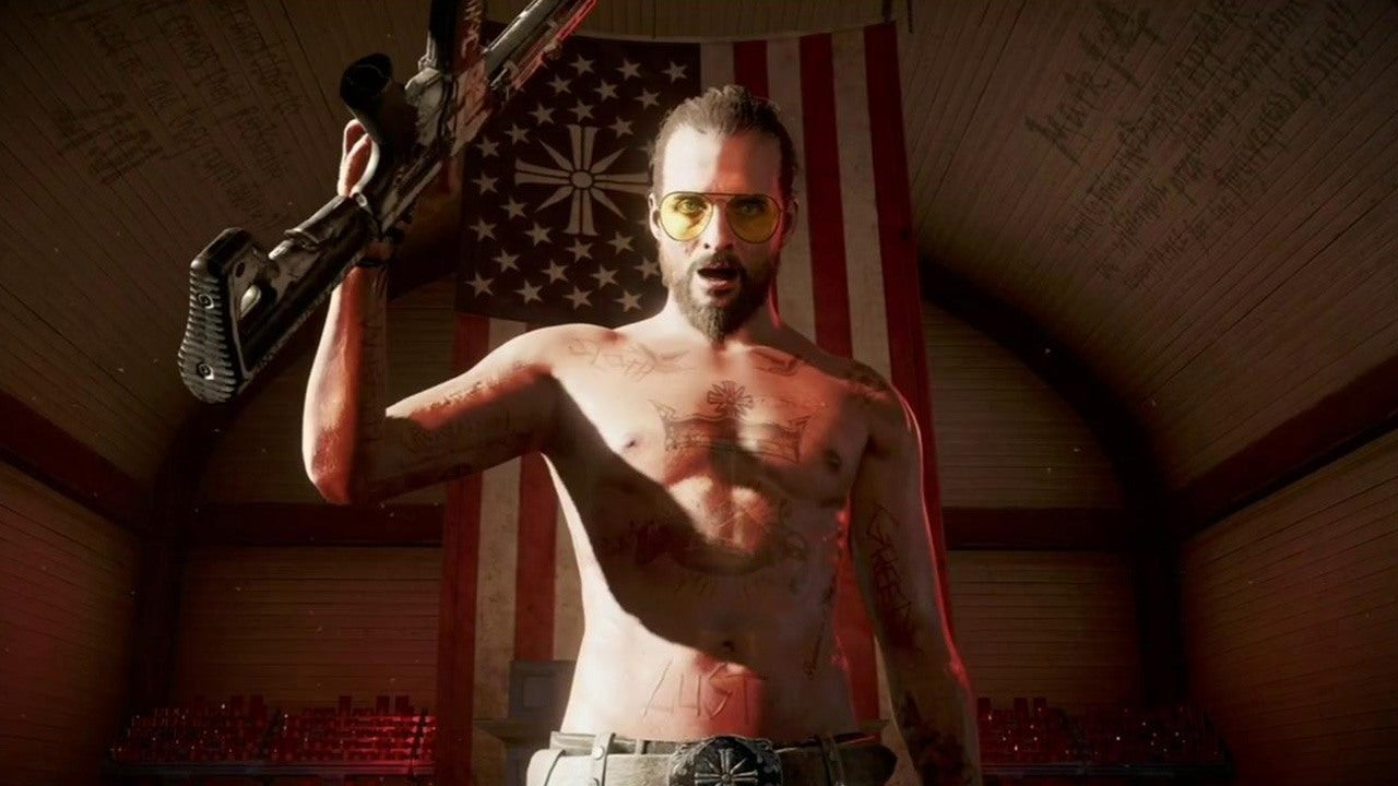 E3 2017 How Far Cry 5 Evolves The Formula In Great Ways IGN
