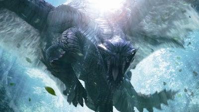 E3 2017 Monster Hunter World Announced IGN