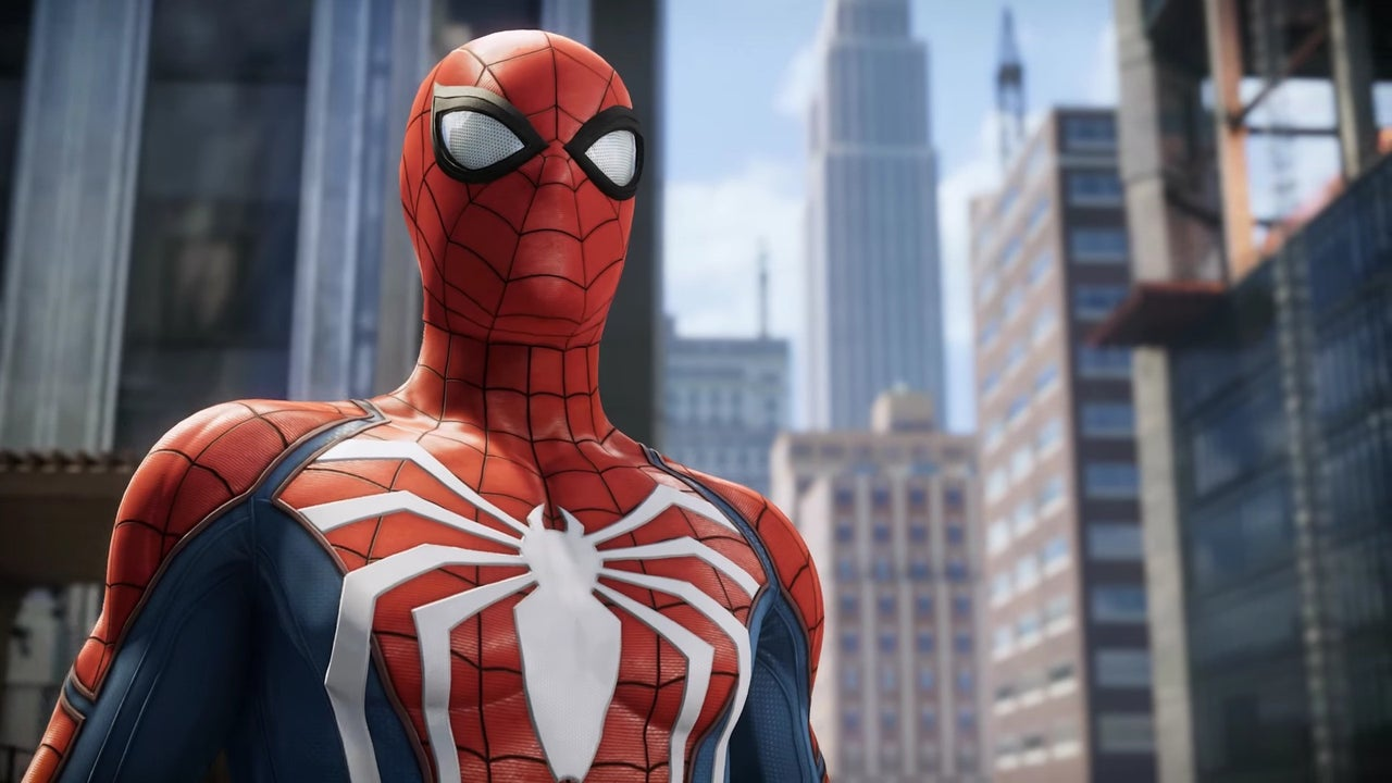 E3 2017 Marvels Spider Man For PS4 Will Feature