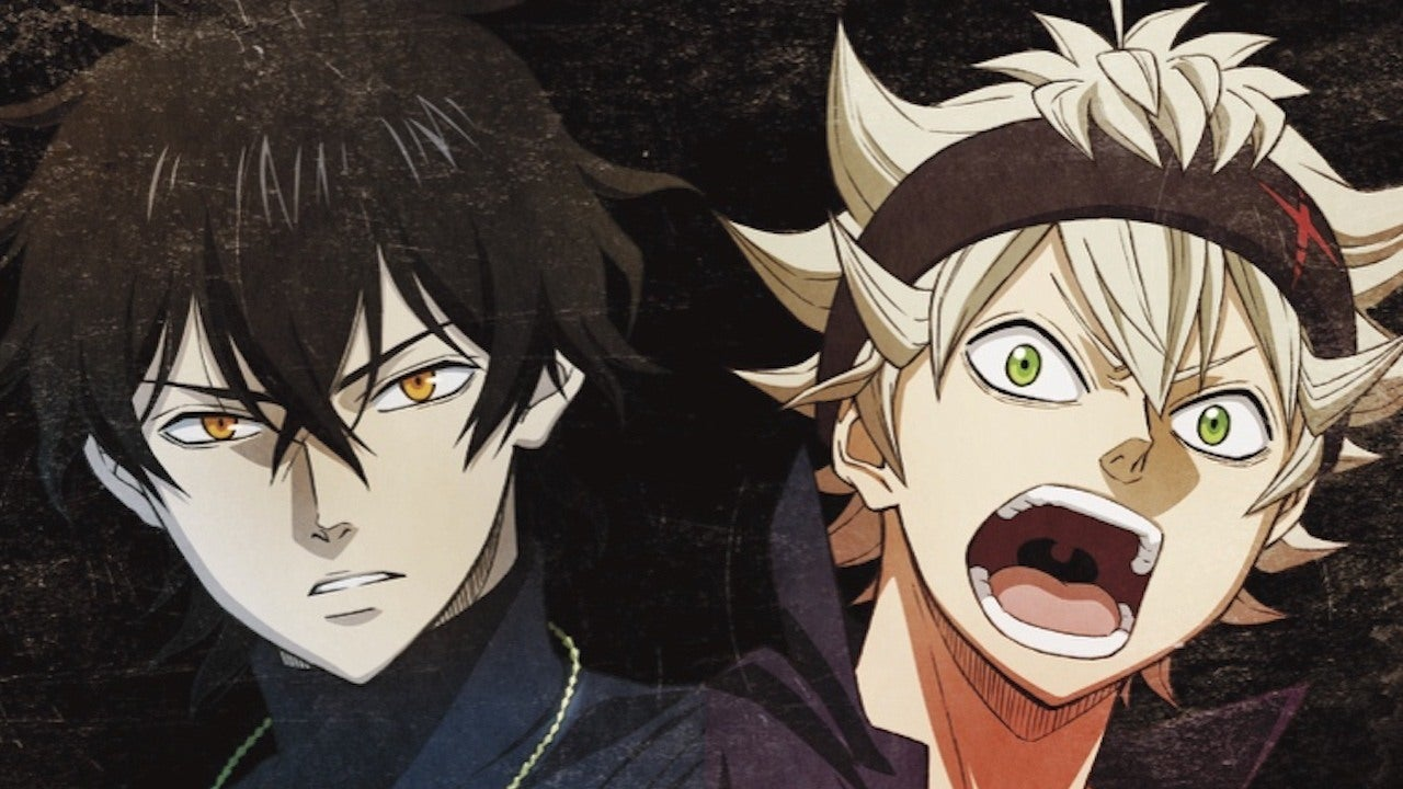 Black Clover Anime To Debut On Crunchyroll This Fall IGN