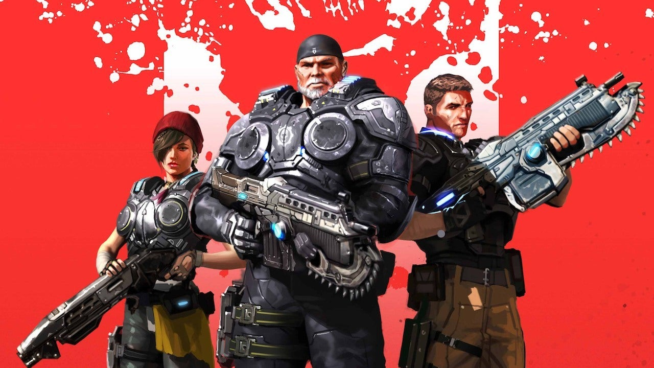 Comic Con 2017 New Gears Of War Comic Series Announced IGN