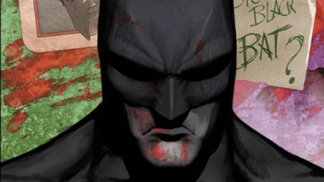 Batman Chooses A Side In Joker And Riddlers War IGN