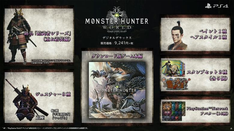 Monster Hunter World Release Date Revealed | PerezStart