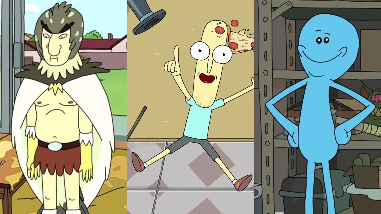 Rick And Morty The 10 Best Supporting Characters IGN