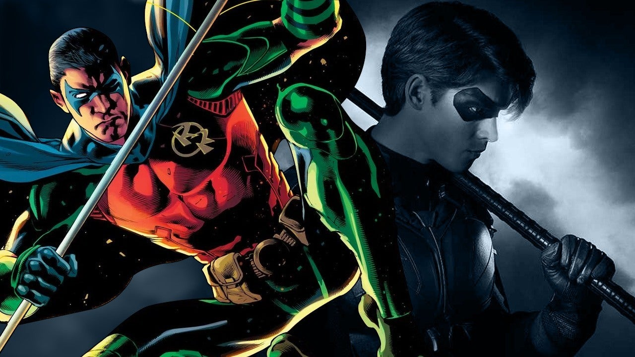 Why Robins Live Action Titans Costume Has Fans Divided IGN