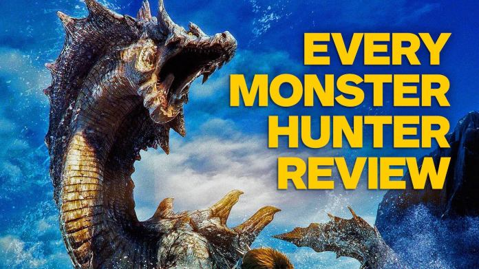 Monster Hunter has been around since the PlayStation 2, and while Japan has gotten the lion's share of the mainline games, some of these beloved, but niche, games have made their way to Western shores. Here is every Monster Hunter review since the original game.