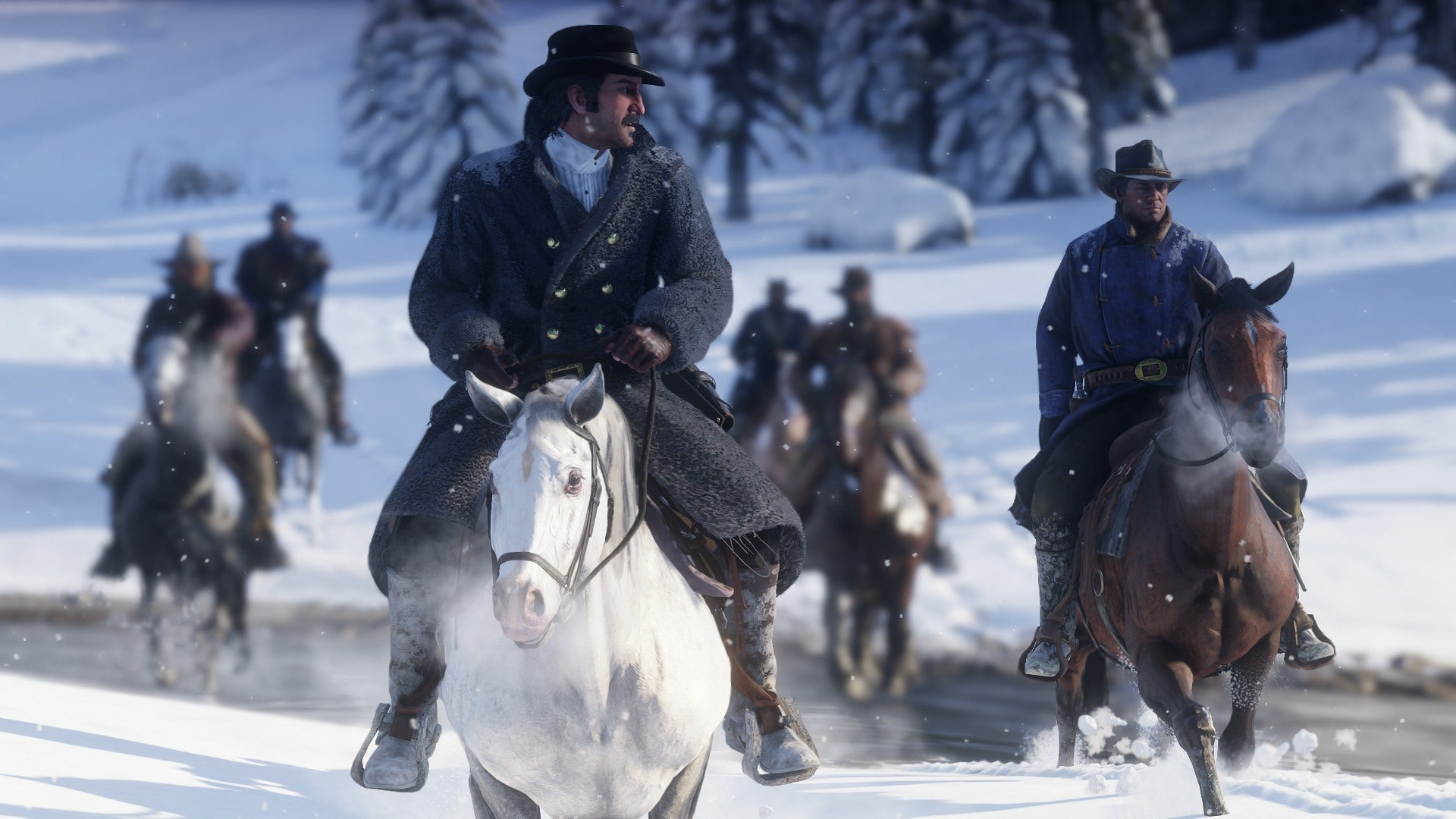 Red Dead Redemption 2 Who Is Arthur Morgan Gameup24