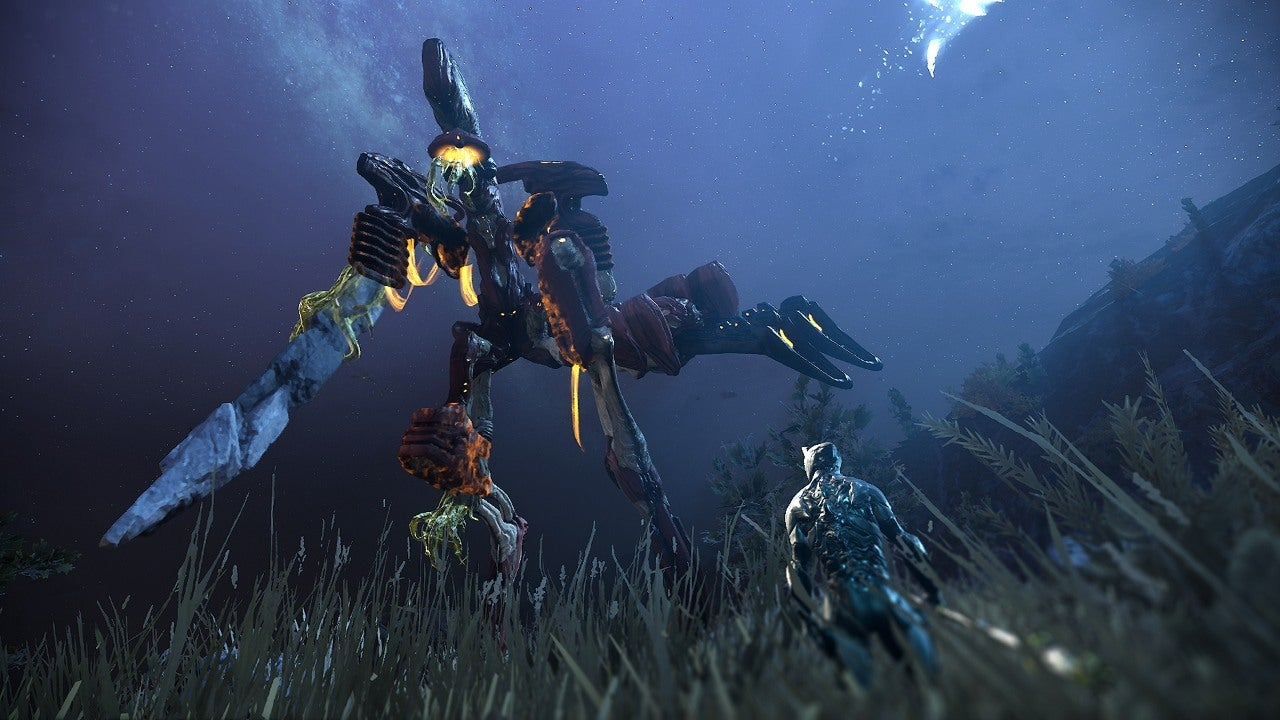 Warframe Developer Answers 5 Questions About Its New Shrine Of The Eidolon Update IGN