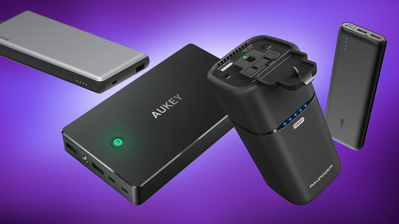 Best Portable Charger 2019: Power Banks for Extra Battery Life