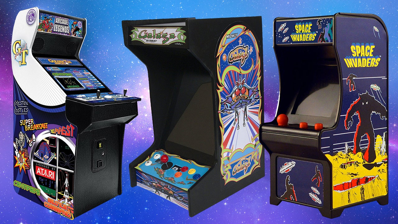 The Best All In One Arcade Game Cabinets For Your Home IGN