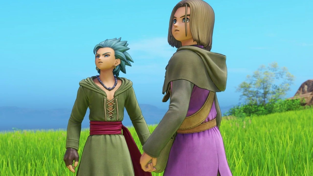 Dragon Quest 11 ExpertBeginner Double Preview IGN