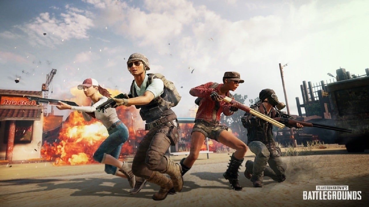 PUBGs Next Event Mode Tequila Sunrise Announced IGN