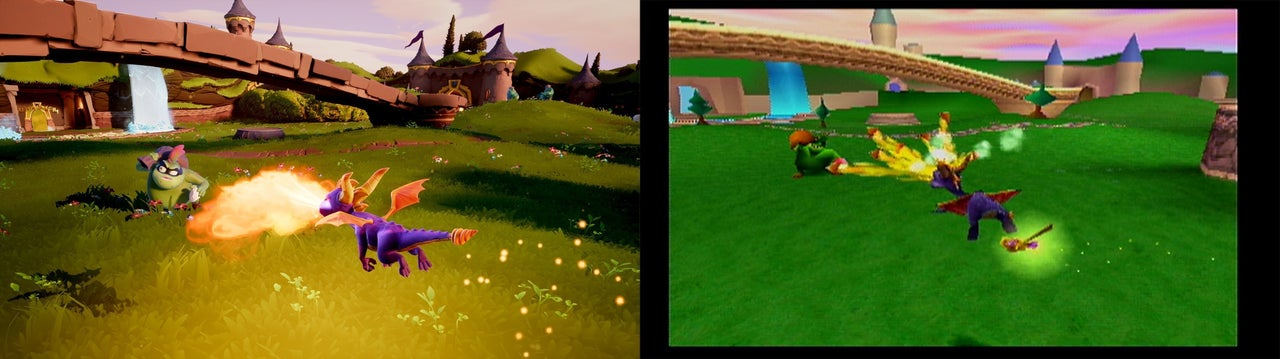 Spyro Reignited Trilogy Announced Release Date Revealed IGN