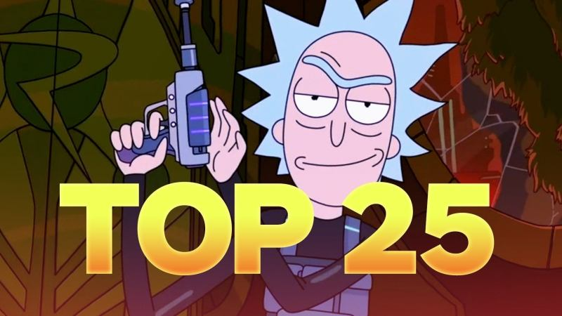 From Archer to Rick and Morty and beyond, here are our picks for the 25 best animated shows for adults...