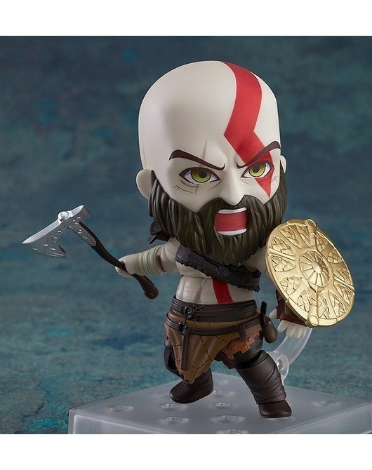 God Of War Nendoroid Somehow Makes Kratos Cute IGN