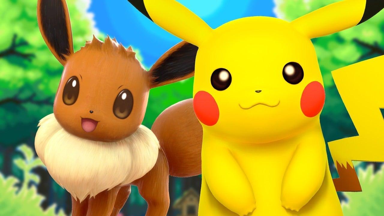 nintendo switch pikachu and eevee edition amazon