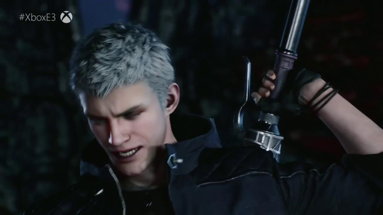 E3 2018 Devil May Cry 5 Officially Revealed IGN