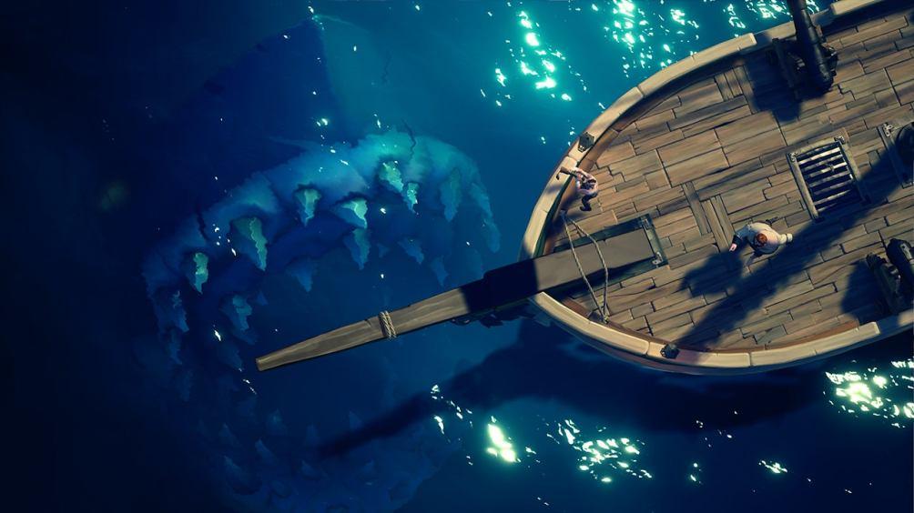「sea of thieves megalodon」の画像検索結果