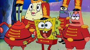 Image result for spongebob squarepants sweet victory