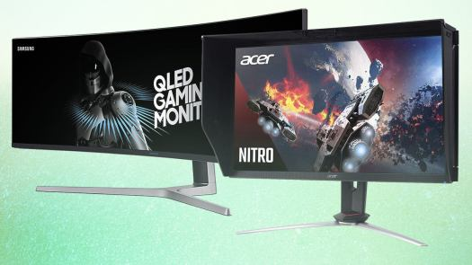 Best G-Sync Compatible Gaming Monitors 2020: FreeSync Displays for Nvidia GPUs