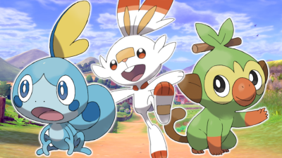 Which Pokemon Sword and Shield Starter Will You Choose? - IGN