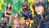 Image result for doom patrol weight of the worlds #1