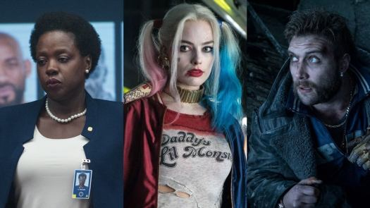 Read on to find out which DC characters will be appearing in The Suicide Squad, the follow-up to the 2016 film, and which Hollywood stars are making their DCEU debut.