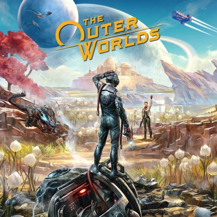 The Outer Worlds no tiene modo daltónico porque todo el juego es amigable para daltónicos 2
