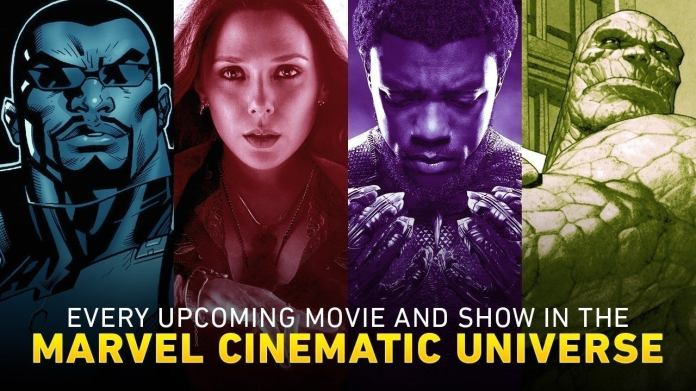 Click through for all the upcoming MCU movies and TV shows...