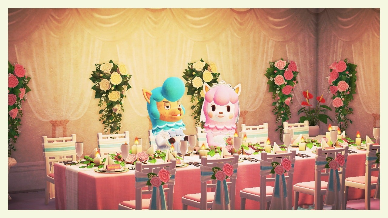 Animal Crossing New Horizons Wedding Event Guide Unpause Asia