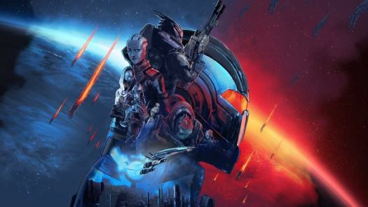 Mass Effect Legendary Edition Is Now Available for ...