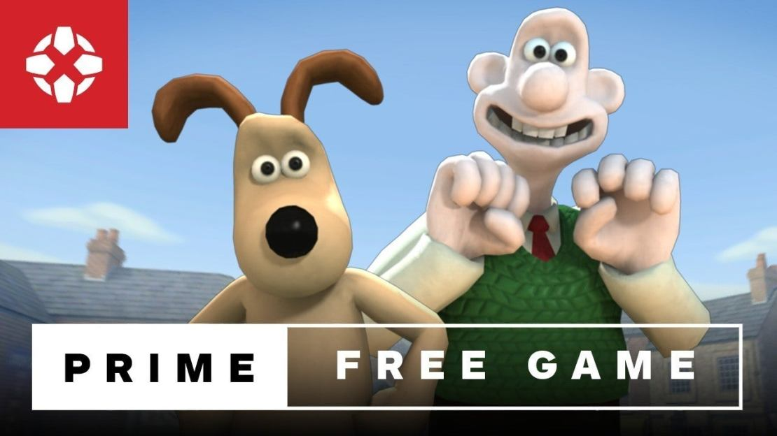 IGN's prime free game is Wallace and Gromit's Grand Adventure