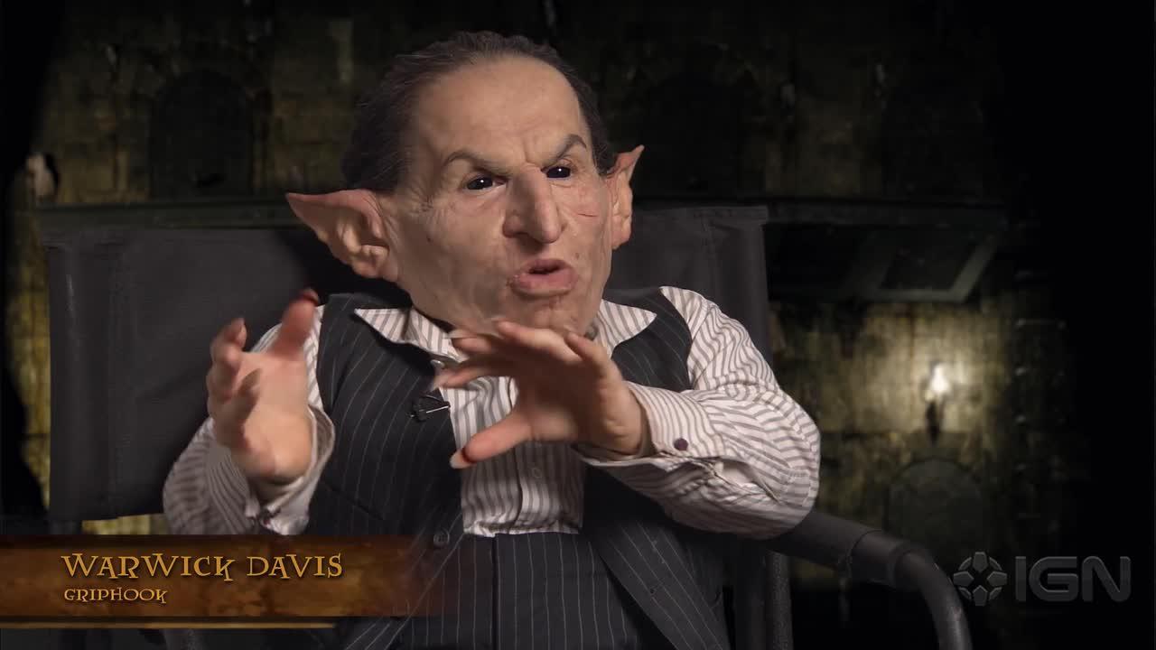Harry Potter Escape From Gringotts Details IGN Video