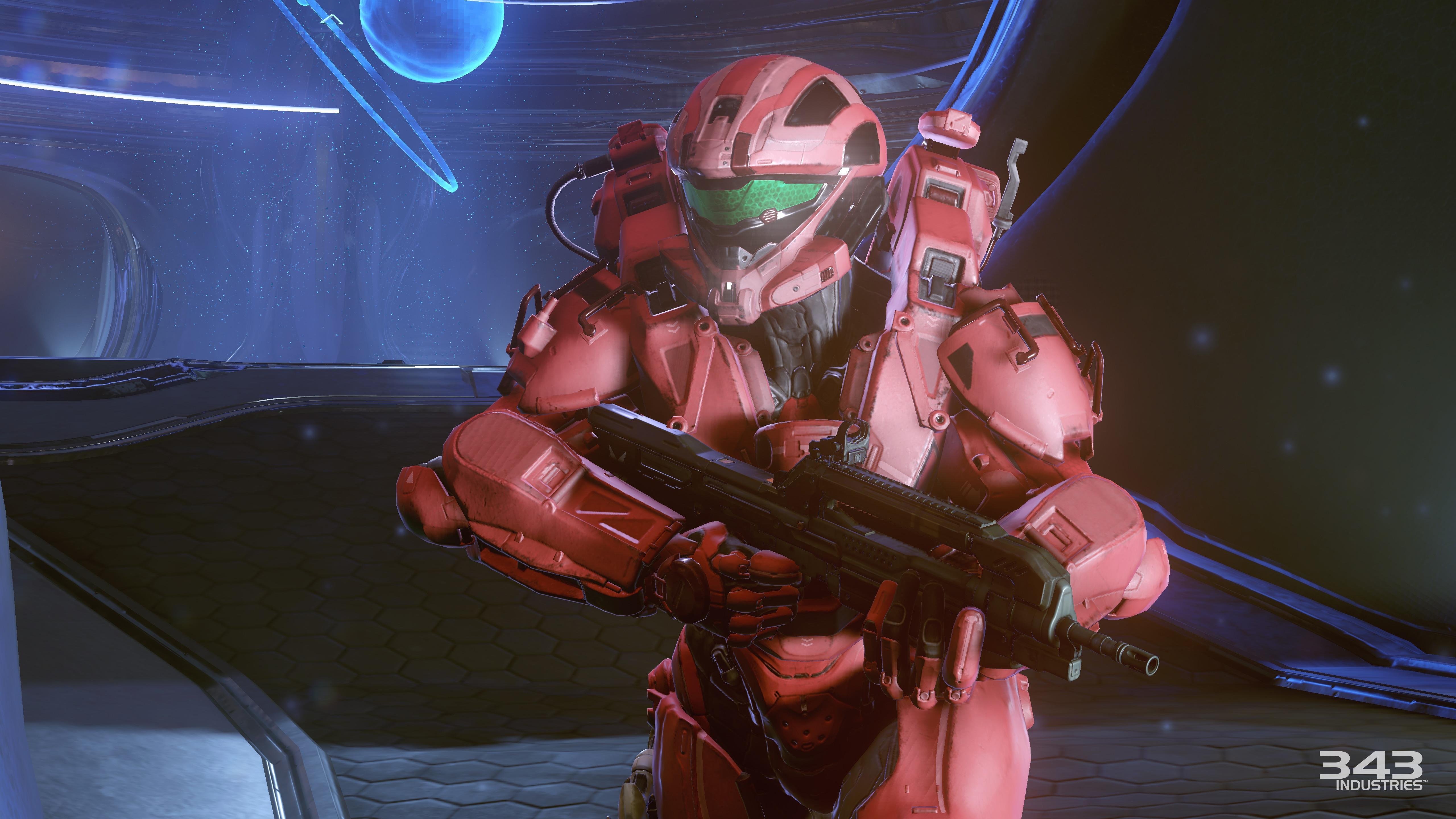 Minecraft Skins Halo 5 Guardians