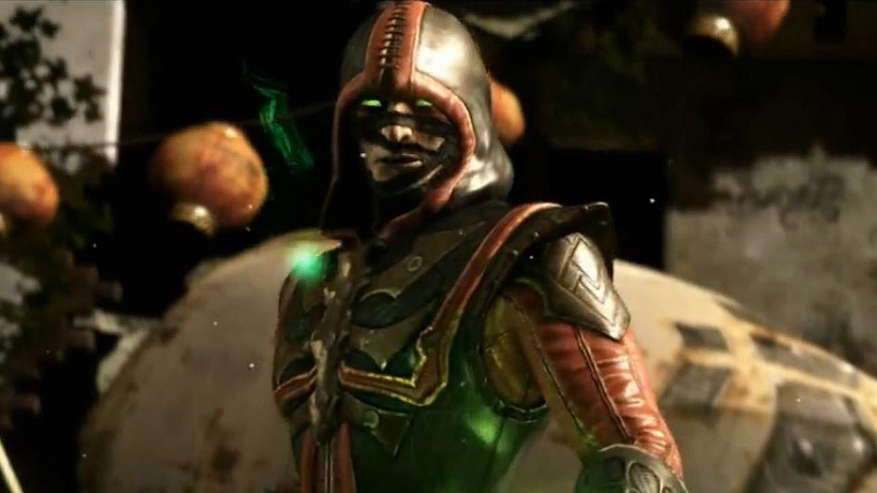 Mortal Kombat X Ermac Reveal Trailer IGN Video