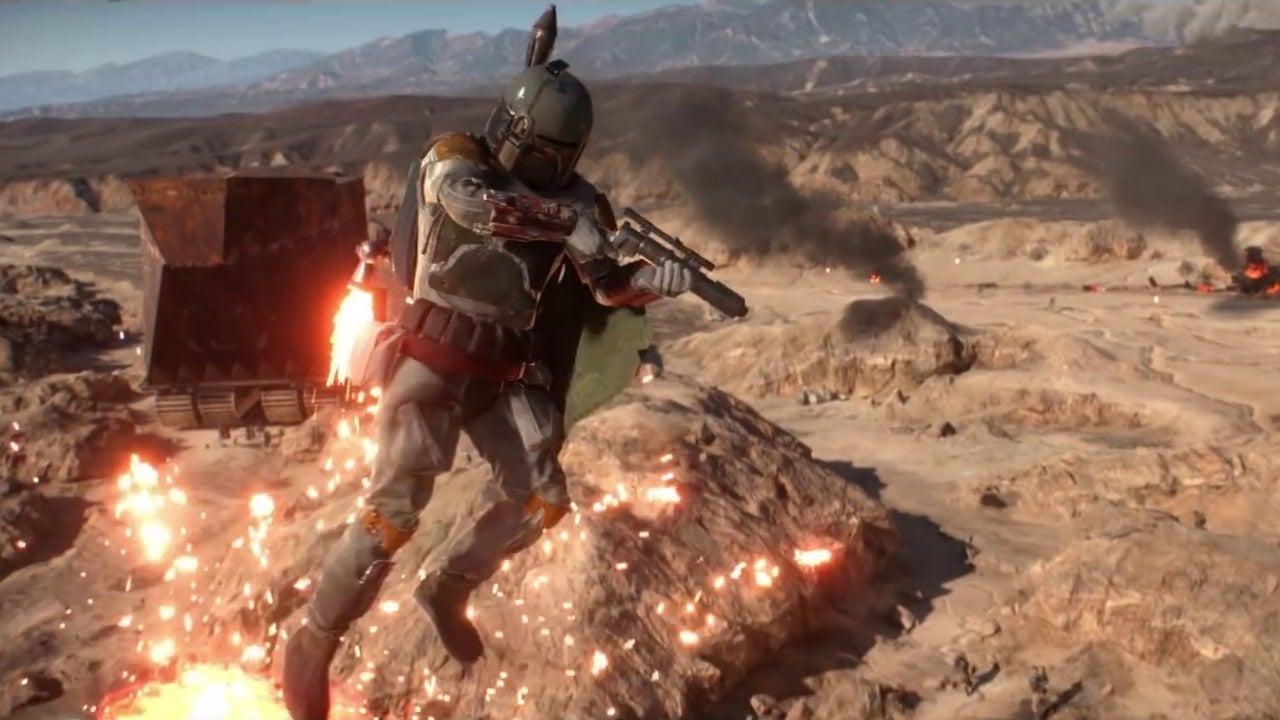 Star Wars Battlefront Reveal Trailer IGN Video
