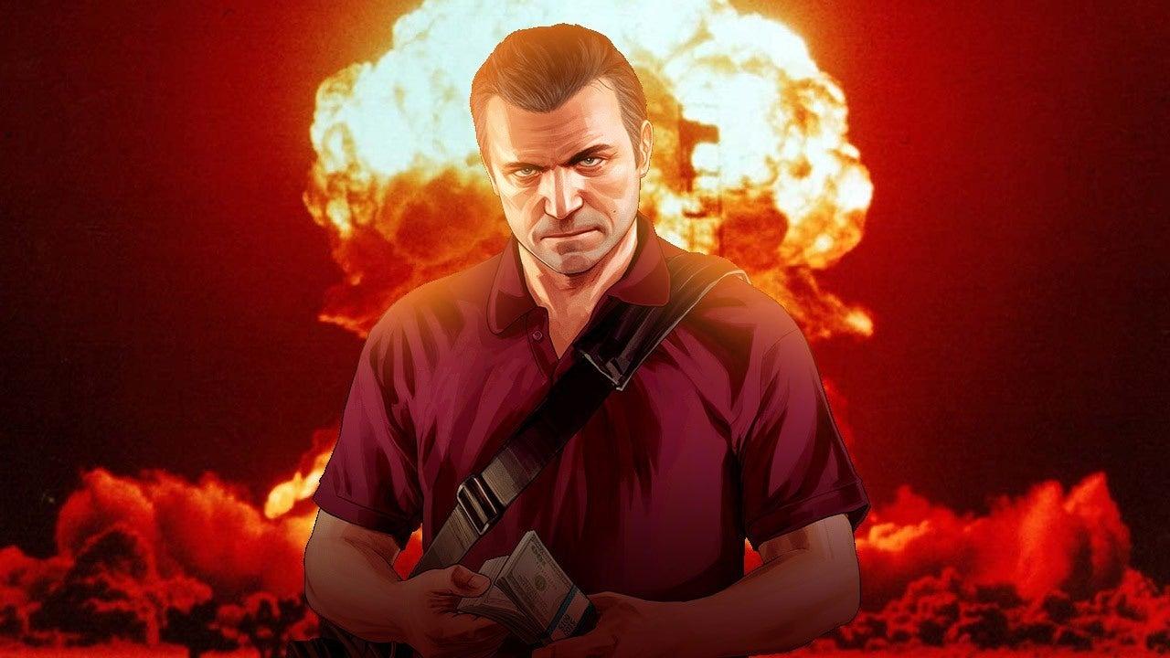Nuke Launcher Mod In GTA 5 IGN Video