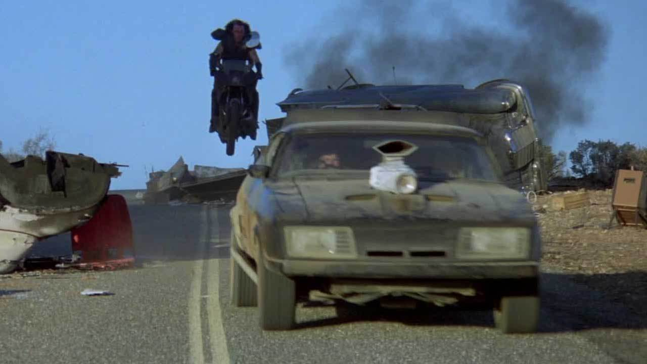 Mad Max 2 The Road Warrior Opening Chase IGN Video
